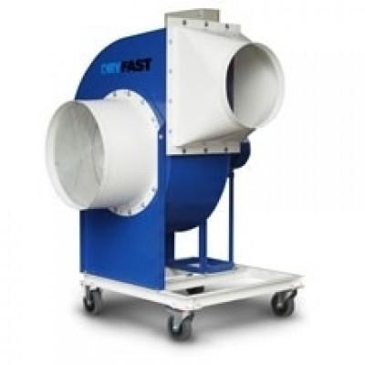 Radiaal ventilator TFV 900 (400V)