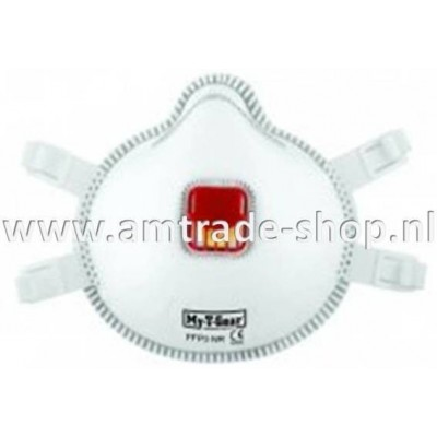 Stofmasker 313 FFP3V per 5 stuks