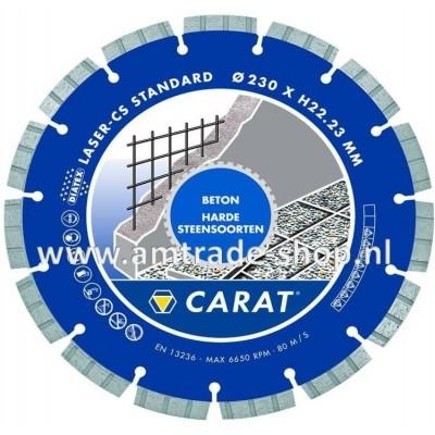 CARAT LASER BETON STANDAARD - CS Ø150mm