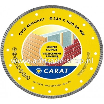 CARAT ETERNIT® BRILLIANT - CDCE Ø180mm