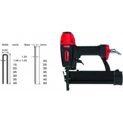 Dutack Pro® NB6040Mg nieten- en bradtacker