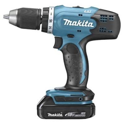 Makita accuboormachine BDF453RHE 18V 1,3Ah Li-ion