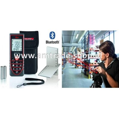 Laser afstandmeter Leica DISTO™ D3a BT(Bluetooth)