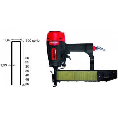 Dutack Pro® N750Mg nietentacker