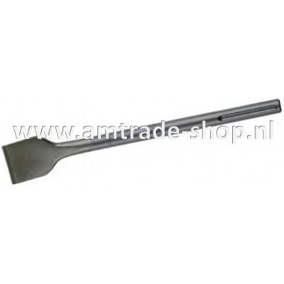SDS-Max tegel beitel L 300mm B 80mm