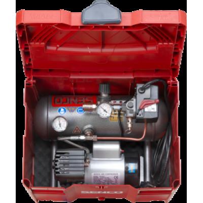 PC1010, mini compressor, systainer set