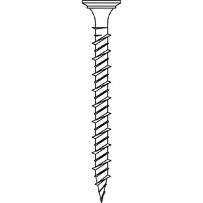 Gipsplaatschroef voor hout of metaal  stud 3,9x42mm