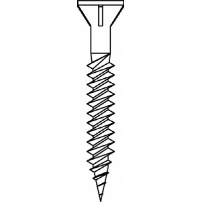 Gipsvezelplaatschroeven op hout of metaal  stud 3,9x30mm