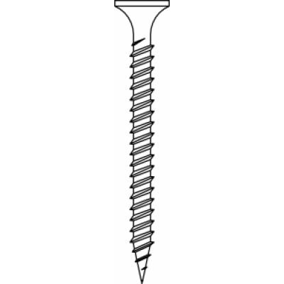 Gipsplaatschroef voor metaal  stud 3,9x45mm