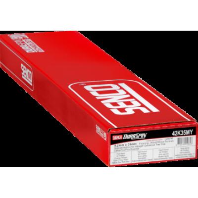 Standaard schroef voor hout op hout 4,2x45mm