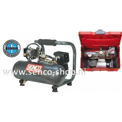 Senco compressor PC1010 Systainer set