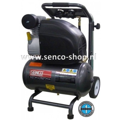 Senco compressor PC1251EU